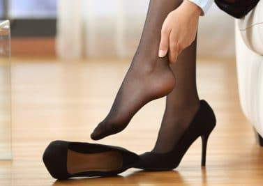Les médecines « douces » au secours des jambes lourdes