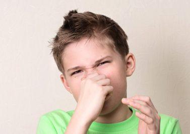Les bons réflexes en cas de saignement de nez
