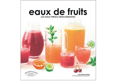 Les eaux de fruits, so fresh !