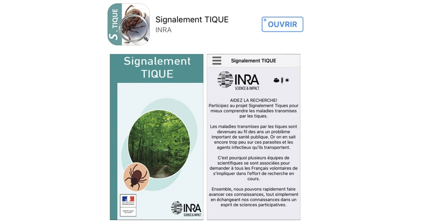 TIQUE TÉLÉCHARGER APPLICATION SIGNALEMENT