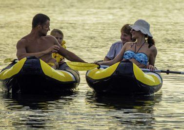 Le canoë kayak