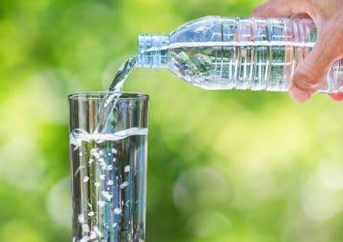 Les eaux minérales naturelles