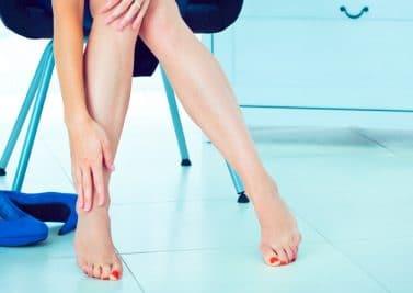 L'œdème des jambes