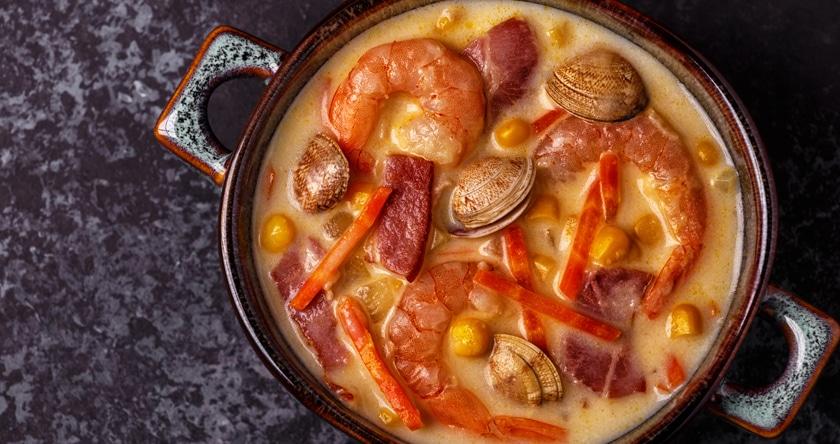 soupe chorizo