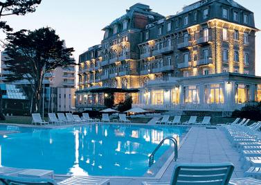 Hôtel Barrière Le Royal La Baule***** : le luxe au service du bien-être