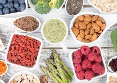 meilleurs aliments antioxydants