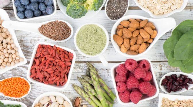 Les super pouvoirs des antioxydants