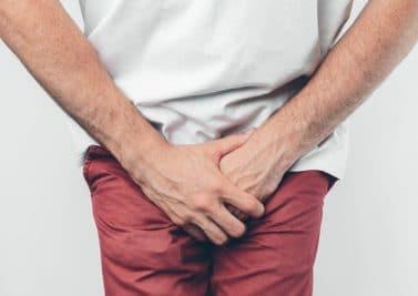 L'incontinence urinaire chez les hommes
