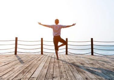 L'importance d'avoir de l'équilibre