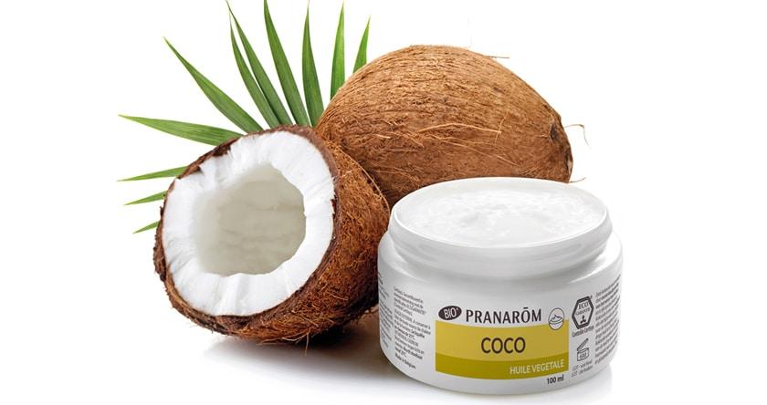 L'huile de coco : l'huile végétale multi usage de l'été