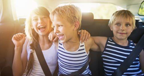 10 jeux pour occuper les enfants sur la route des vacances