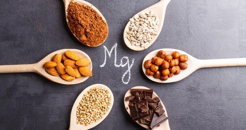 Magnésium : misez sur les bons aliments