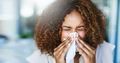 Les bons gestes contre le rhume et la sinusite