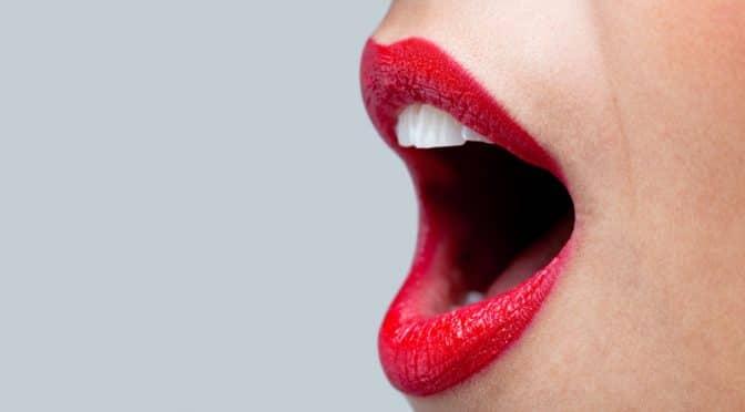 Ôter les maux de la bouche