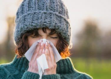 Comment soulager un rhume ?