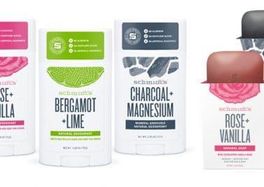 Des plantes et des minéraux pour des déos 100 % naturels