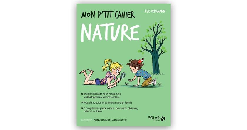 Un p'tit cahier pour mettre les enfants au vert