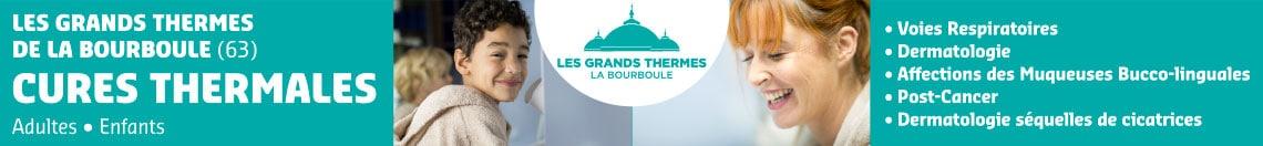 THERMES DE LA BOURBOULE