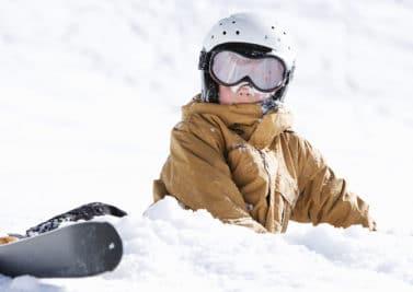 Prévenir l'entorse au genou du ski