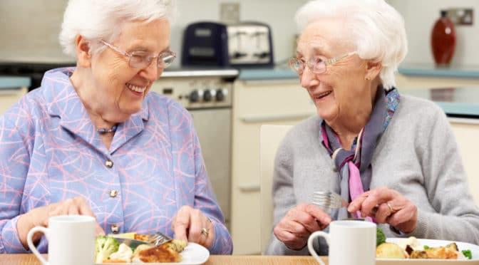 Dénutrition des seniors : à surveiller