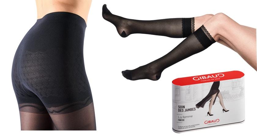 La dentelle pour des jambes légères