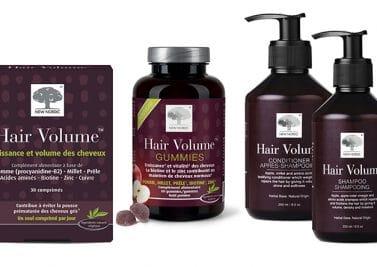 Hair volume par New Nordic, le rituel beauté in & out