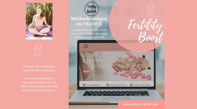"""""""FERTILITY BOOST®"""" : Une nouvelle méthode qui booste les chances de grossesse"""