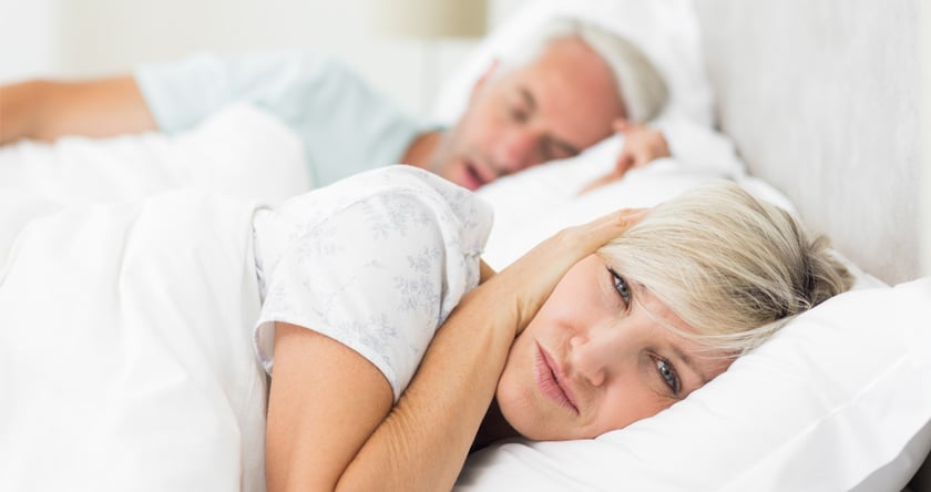 Ronflements ou apnées du sommeil