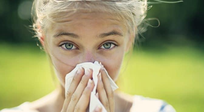 Les bénéfices du lavage de nez