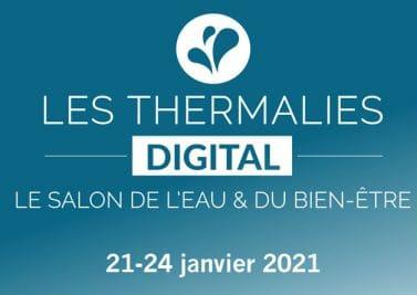 En 2021, Les Thermalies innove et s'adapte au contexte sanitaire en proposant un rendez-vous exclusivement digital.