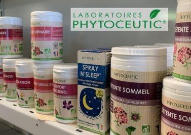 Phytoceutic, engagé dans le bio depuis plus de 25 ans.