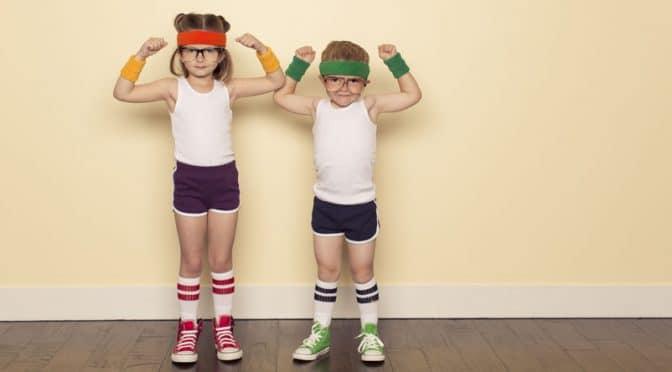 Et si votre enfant se mettait enfin au sport ?