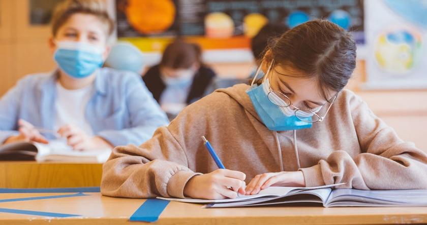 Comment les écoles luttent contre la propagation de la pandémie ?