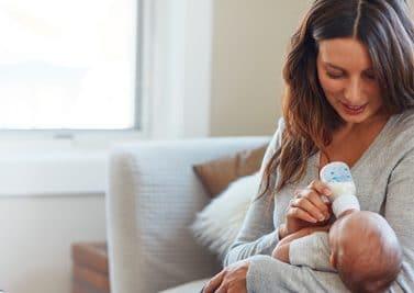 Les probiotiques pour les nourrissons