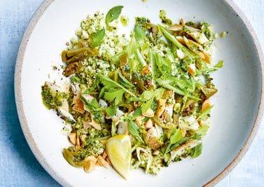 Rice bowl de chou-fleur